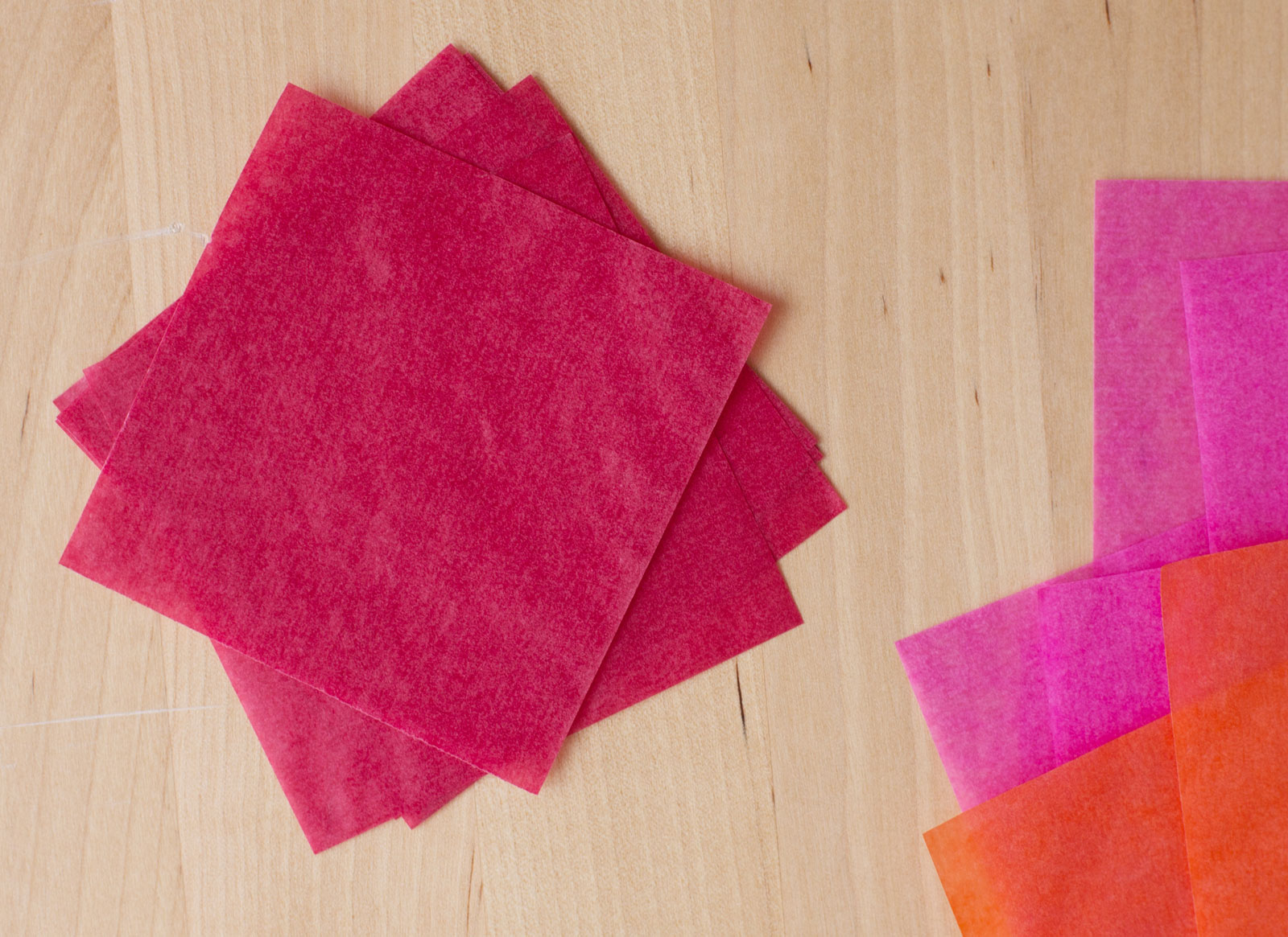 Brighten Winter Windows By Crafting Colorful Paper Stars