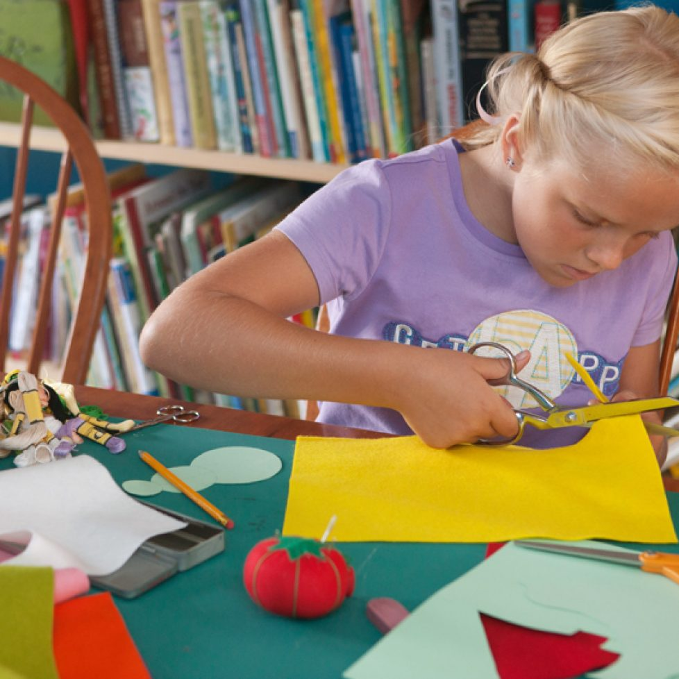 kids-and-crafting