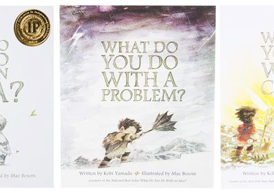 What Do You Do With…Three Picture Books for Big Concepts