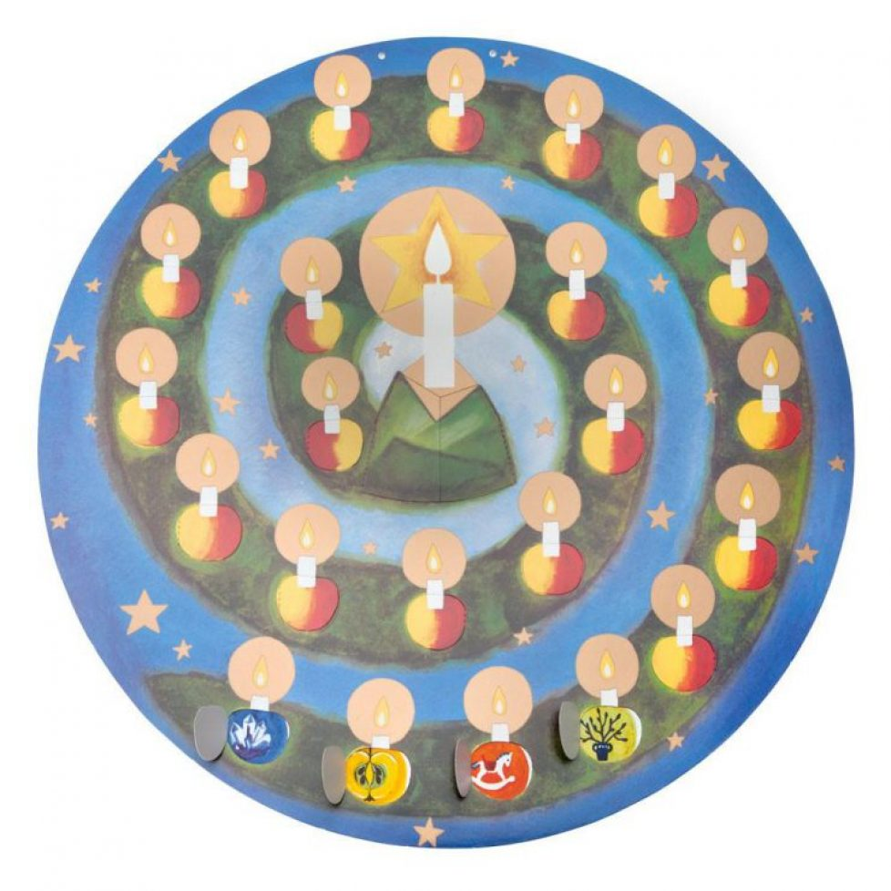 Why Spirals for Advent